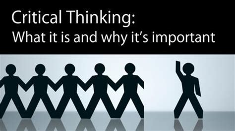 7 Ways to Improve Your Critical Thinking Skills College